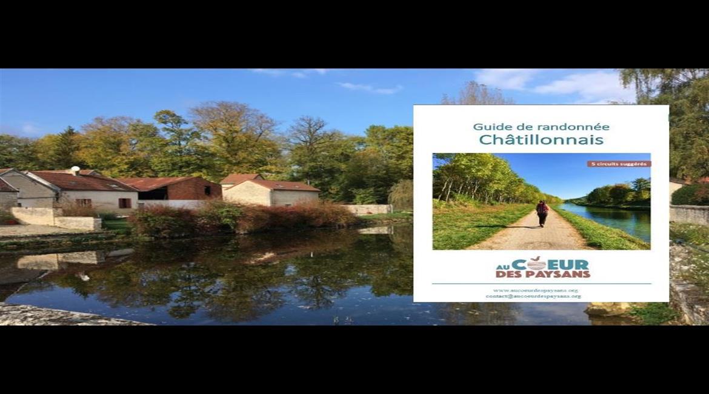 CÔTE D'OR : Les sentiers des paysans dans le Châtillonnais