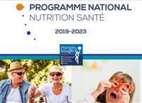 Programme national Nutrition Santé 2019-2023