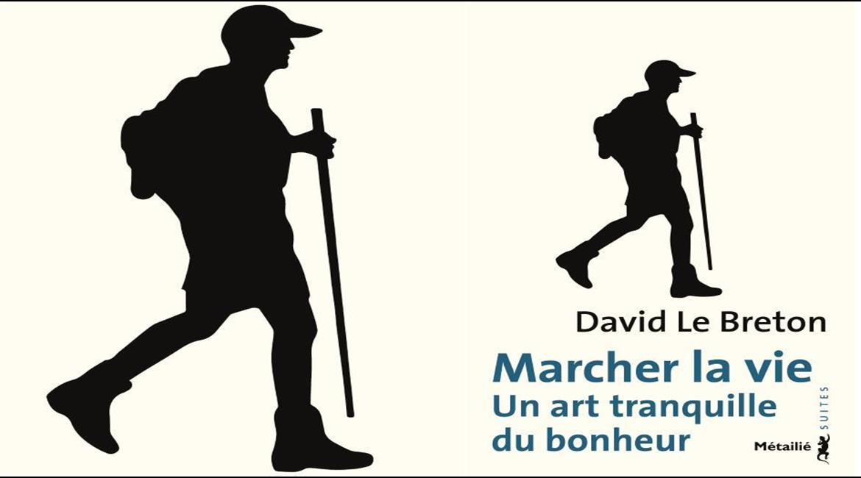 Livre : « Marcher la vie »